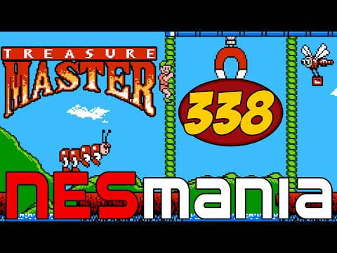 338/710 Treasure Master - NESMania