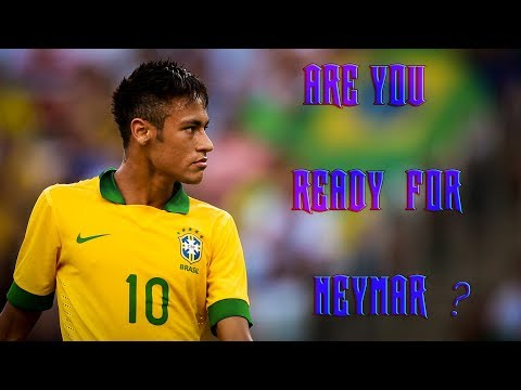 Are you Ready for Neymar ? Brazil World Cup 2014 Skills and goals !