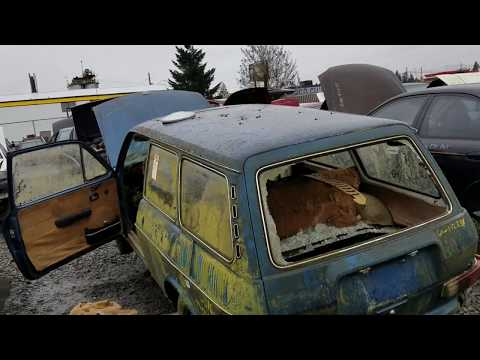 End of the road: VW 412(type 4)