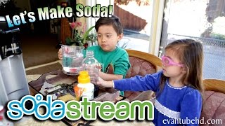 SODASTREAM Soda Maker with EvanTubeHD