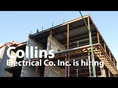 Collins Electrical Company, Inc is Hiring