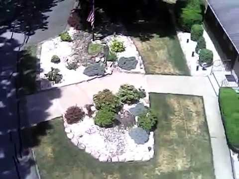 Sharper Image Rc Camera Drone Video Test 1 Youtube