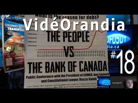VOR150502 Rocco Galati, Le Peuple vs La Banque du Canada