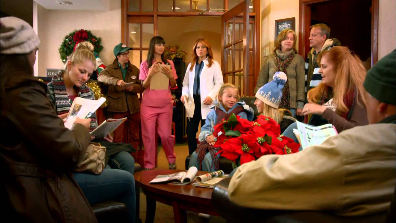 Christmas Under Wraps - Starring Stars Candace Cameron-Bure, Brian Doyle-Murray and David O'Donnell.