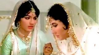 Naaz meets Meena Kumari - Bahu Begum Scene