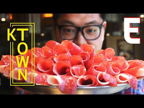 Hunting For The Best Korean Food In America — K-Town