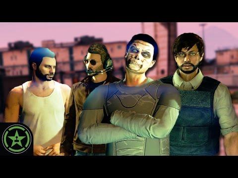 Let's Play - GTA V - The Prison Break - Criminal Masterminds (Part 3)