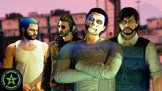 Let's Play: GTA V - The Prison Break - Criminal Masterminds (Part 3)