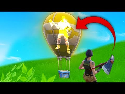 Player INSIDE Balloon..!! | Fortnite Funny and Best Moments Ep.10