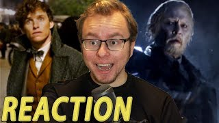 Fantastic Beasts: The Crimes of Grindelwald - Final Trailer REACTION