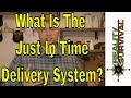 New Prepper Info: What Is The Just In Time Delivery System?