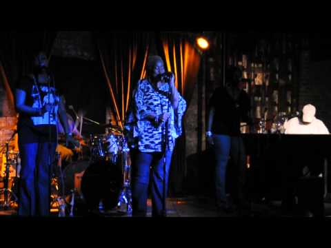 Jeron Marshall and The Band@Porters Jazz Cafe every week