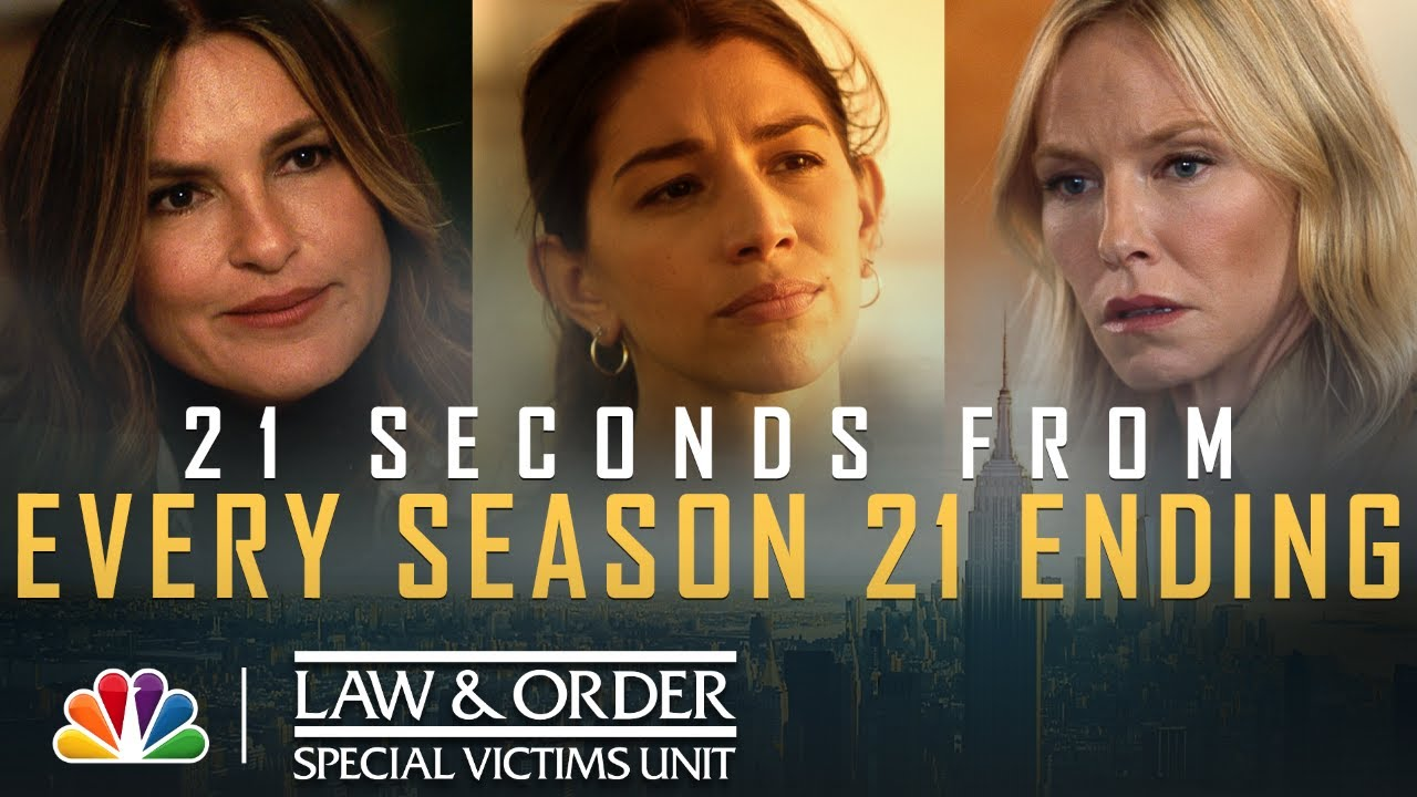 Download See How Every Season 21 Episode Ended - Law & Order: SVU