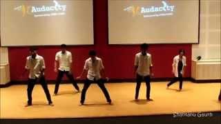 Spontaneous Feet Group Dance