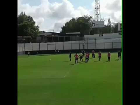 Gol de Andrada QAC - Villa San Carlos