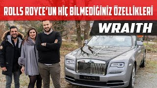 The things that you don't know about Rolls-Royce Wraith