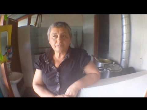 Beneficiario Estufas eficientes - Maria Gladys