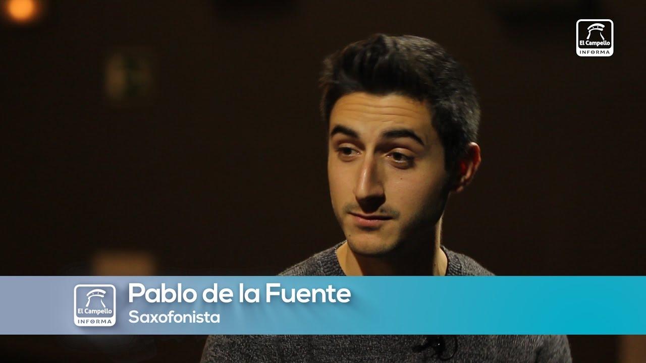 Entrevista a Pablo de la Fuente - Saxofonista