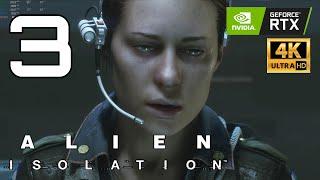Alien: Isolation Enhanced Part 3 - Ultra Settings 4K | RTX 2080 Ti