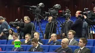 Сегодняшний брифинг Генштаба МО РФ Ген полковник С Рудской