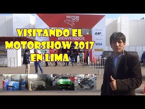 Visita al Motorshow 2017
