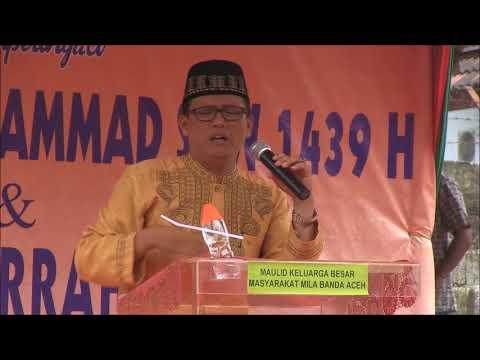 Ceramah Maulid oleh Tgk Umar Ismail