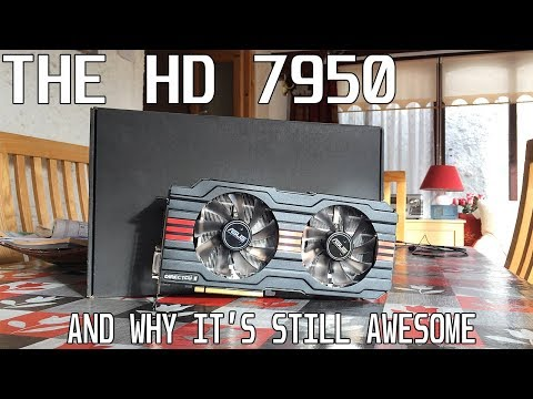 Here's Why The Sub $100 HD 7950 Is Still a Great Graphics Card