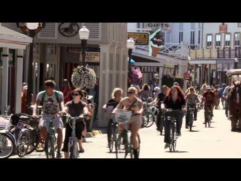 Mackinac Island, Michigan (Video Tour)