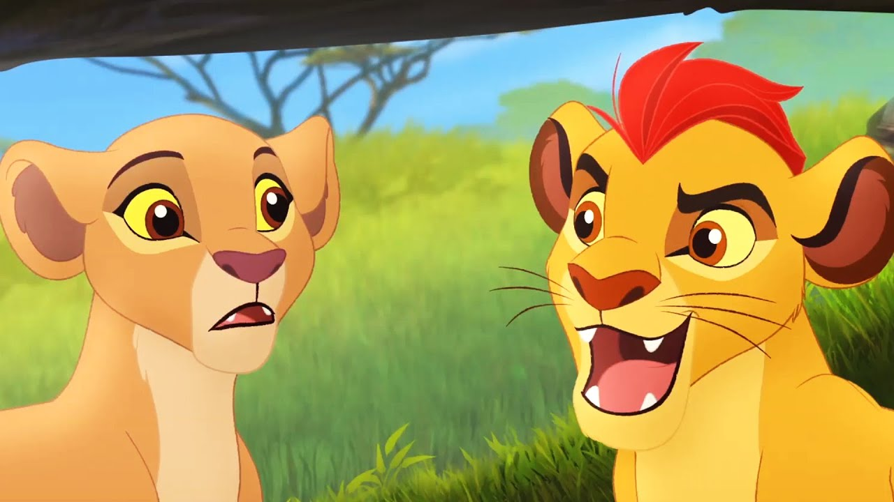 Exclusive Sneak Peek Of The Lion Guard Disney Insider