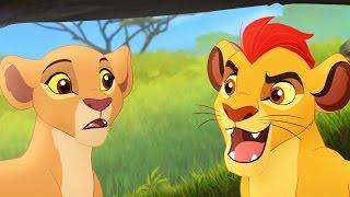Exclusive Sneak Peek of The Lion Guard | Disney Insider