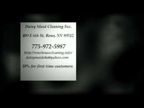 Daisy Maid Cleaning Reno NV