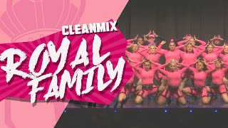 Gambar cover Clean Mix - The Royal Family   HHI NZ 2019