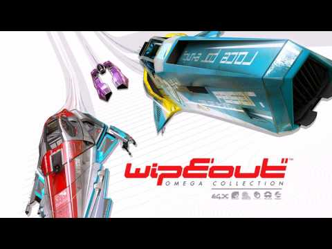 WipeOut Omega Collection OST - Menu Music (
