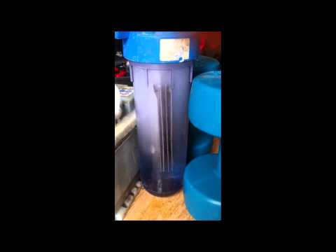 Water to fuel converter (Hydrogen fuel cell prototype)