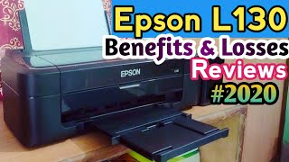 Epson L130 printing reviews why it 39 s the best cheapest printer