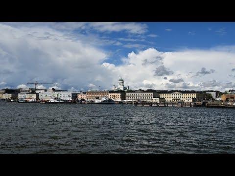 Helsinki Finland 2019 4K UHD