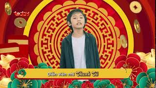 Diễn Viên Nhí Thanh Tú Chúc Tết 2020 | TodayTV