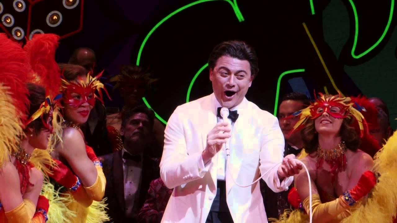 """Rigoletto: """"Questa o quella"""" -- Vittorio Grigolo (Met Opera)"""