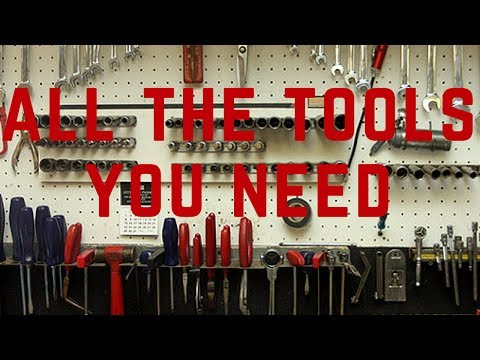 TOOLS FOR SMALL ENGINE REPAIR