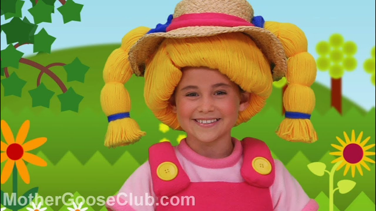 mary mary quite contrary mother goose club rhymes for children youtube. Black Bedroom Furniture Sets. Home Design Ideas