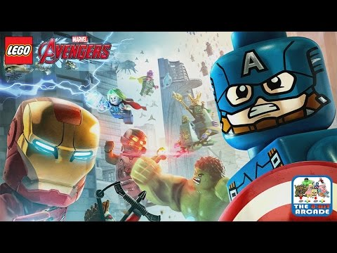 Lego Marvel's Avengers - Level 1: Struck Off The List (Xbox One Gameplay, Playthrough)