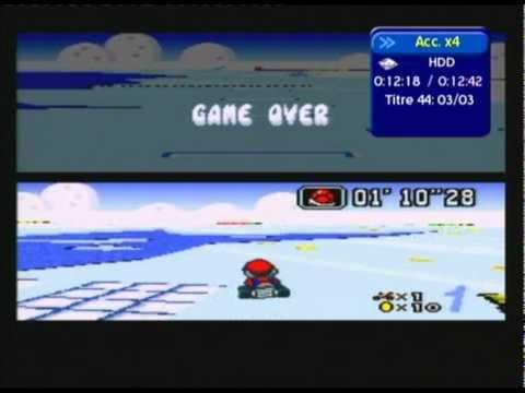 """Super Mario Kart - GP150cc - VL2 PAL Open - 6""""43* (WR)"""