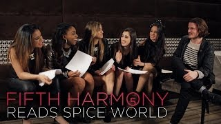Fifth Harmony Does a Dramatic Reading of Spice World