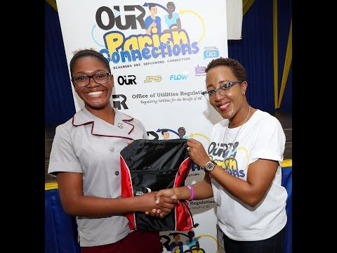 OUR's SCHOOLS CONNECTION expo: high schools in Kgn/St Andrew