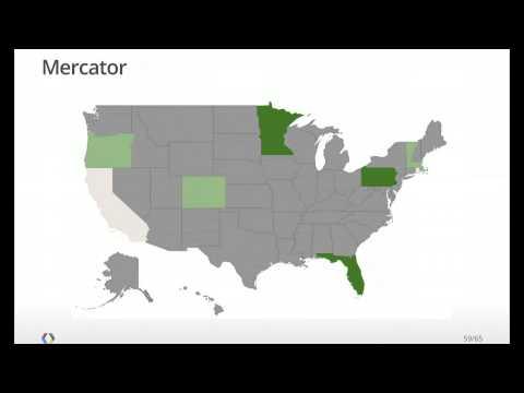 Google I/O 2013 - Google Visualization API