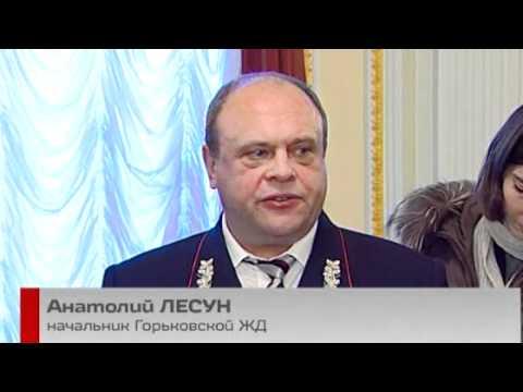 Новая комфортная электричка Нижний Новгород-Киров