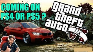 GTA 6 | Coming to PS4 or PS5 ?? | Release date | Leaks | PC release?? |