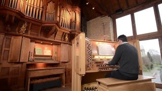 Knightsbridge March by Eric Coates played on a Regent Classic Digital Church Organ