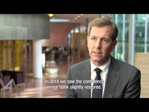 Wiebe Draijer (CEO) comments on financial results 2014 Rabobank Group