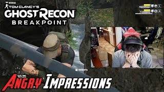 Ghost Recon: Breakpoint Angry Impressions! [BETA]